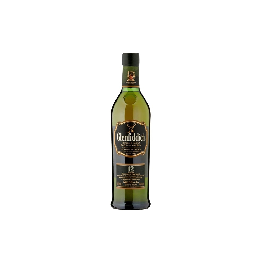 how to drink glenfiddich 12