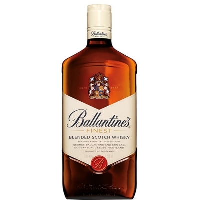 Ballantines Finest Scotch Whisky 1 l