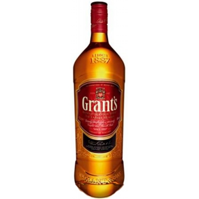 Grant's Blended Scotch Whisky 1 l