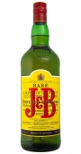 J & B Rare Blended Scotch Whisky 1 l