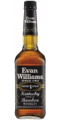 Evan Williams 7 years Bourbon Whiskey 1 l