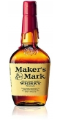 Maker's Mark Kentucky Straight Bourbon Whisky 1 l