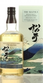 The Matsui Mizunara Cask Japanese Single Malt 0,7 l