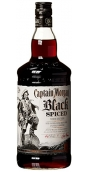 Captain Morgan Black Spiced Premium Spirit Drink 1 l