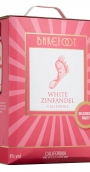 Barefoot White Zinfandel Bag in Box